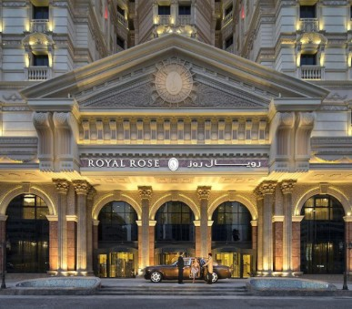 Hotel Royal Rose Abu Dhabí