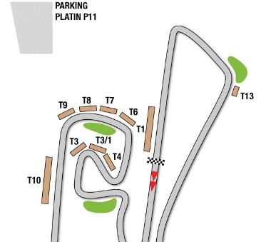 Vstupenky na moto GP - velká cena Německa 2021