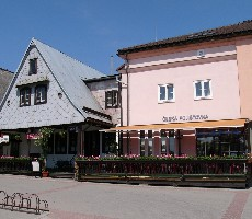 Hotel Rampušák