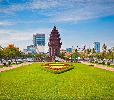 Okruh Kambodžou