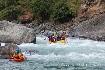 Rafting na himálajské řece Tamur (fotografie 2)
