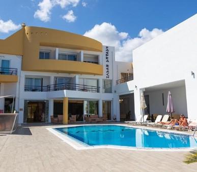 Aparthotel Faedra Beach