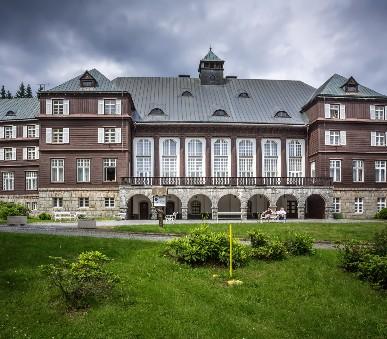 Lázeňské domy Karlova Studánka (hlavní fotografie)