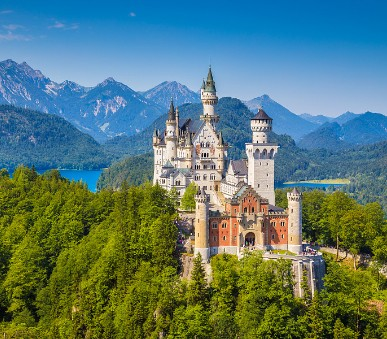 To nejlepší z Bavorska + zámek Neuschwanstein