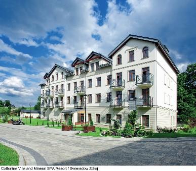 Cottonina Hotel & Mineral Spa Resort