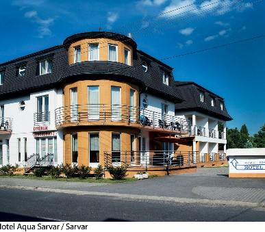 Hotel Aqua Sarvar (hlavní fotografie)