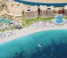 Hotel Doubletree by Hilton Resort & Spa Marjan Island Léto