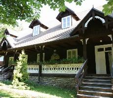 Vyšné Ružbachy relax pod Tatrami (Švajčiarske domčeky 3*)