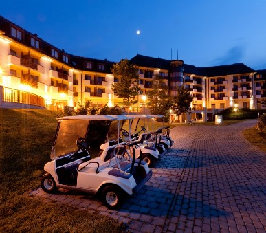 Greenfield Hotel Golf and Spa Bük