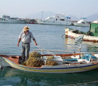 Řecké ostrovy Lefkáda, Kefalonie, Zakynthos