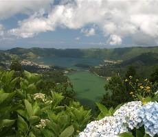 Azorské ostrovy, San Miguele a Terceira
