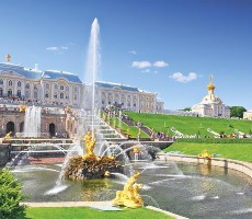 Petrohrad s výletem na ostrov Kotlin