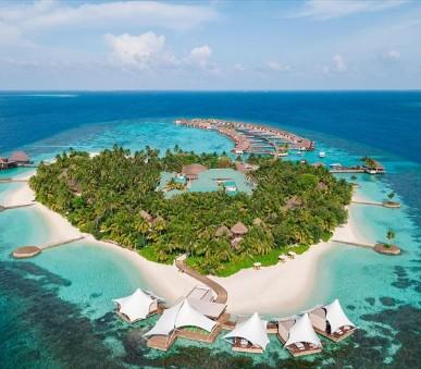 W Maldives Hotel (hlavní fotografie)
