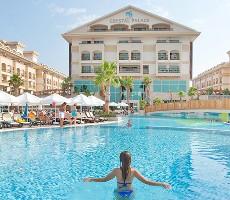 Hotel Crystal Palace Luxury Resort & Spa