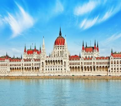 Jednodenní Budapešť a termální lázně Széchenyi