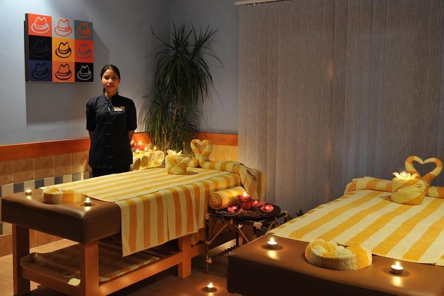 Marina Plaza Hotel Tala Bay (fotografie 11)