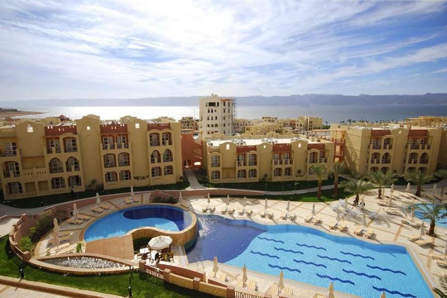 Marina Plaza Hotel Tala Bay (fotografie 1)