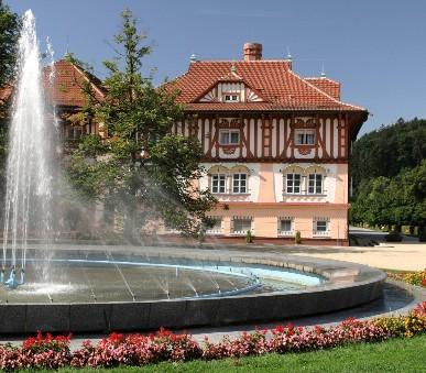 Lázeňský hotel Jurkovičův dům (hlavní fotografie)