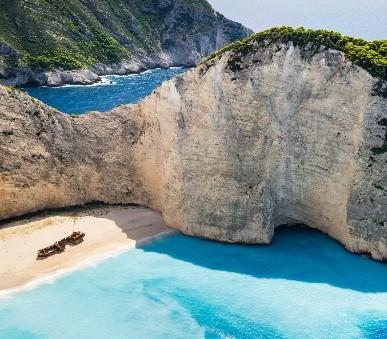 Zakynthos s pobytem u moře a výletem na ostrov Kefalonie