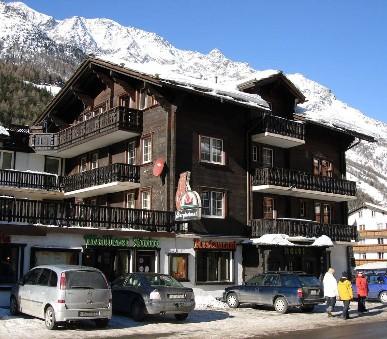 Hotel Bergheimat a Etoile