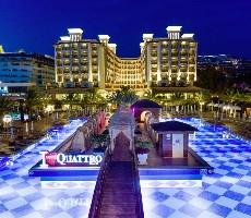 Hotel Quattro Beach Resort & Spa