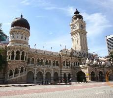 Základní okruh poloostrovní Malajsií
