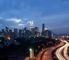 Z Kuala Lumpur do Penangu + pobyt na Langkawi
