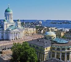 Prodloužený vkend v Helsinkách