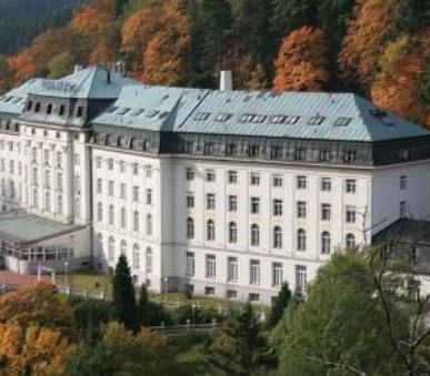 Lázeňské sanatorium Radium Palace (hlavní fotografie)