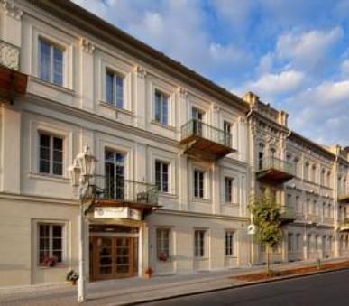 Spa & Kur Hotel Praha (hlavní fotografie)
