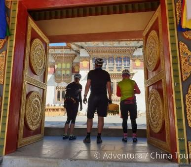 Bhútán na kole v pohodě (hlavní fotografie)