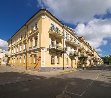 Lázeňský hotel Dr. Adler