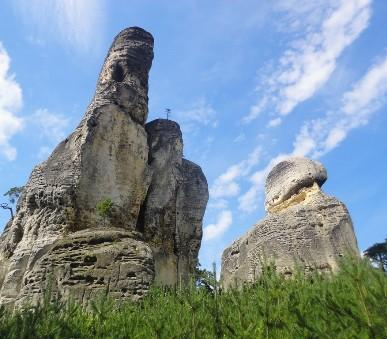 Největší skalní město Adršpach a Babiččino údolí (hlavní fotografie)