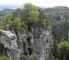 Adršpašské skály a Orlické hory
