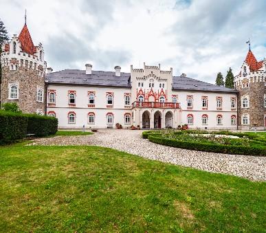 Hotel Chateau Herálec (hlavní fotografie)