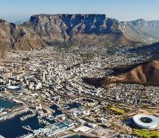 7 denní Kapské Město a Zebra Lodge