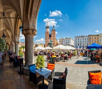 Nejkrásnější místa Polska