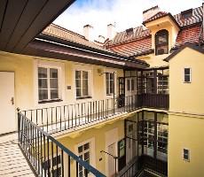 Apartmány U Zlaté Podkovy