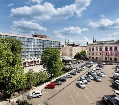 Best Western Premier Hotel International Brno (hlavní fotografie)