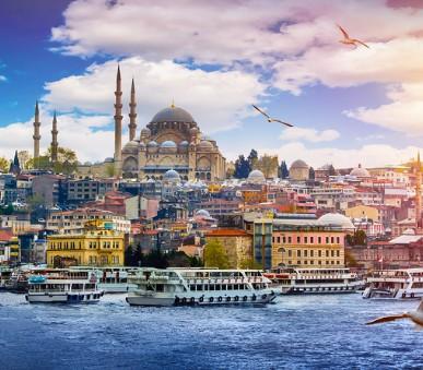 Istanbul - perla orientu (hlavní fotografie)