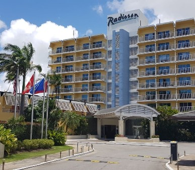 Hotel Radisson Aquatica Resort Barbados