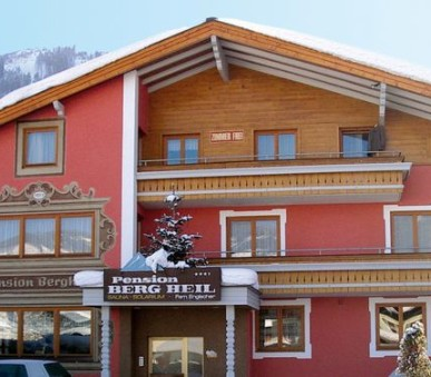 Hotel Bergheil Kaprun