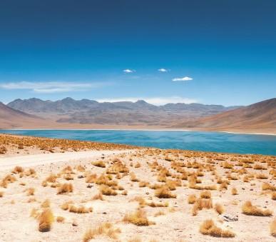 Velikonoční ostrov, poušť Atacama a solné pláně Bolívie