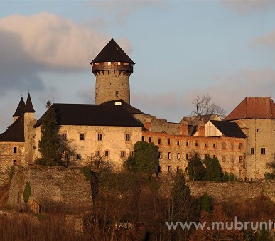 Bruntálsko a Slezská Harta, toulky krajinou břidlice a sopečných památek