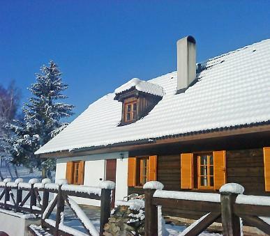 Rekreační dům Dolní Příbraní (CZ3828.10.1) (hlavní fotografie)