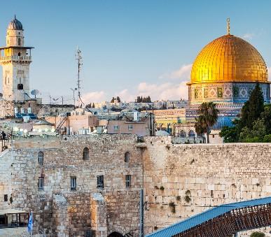Izrael, Palestina a Jordánsko - poznávací zájezd do kolébky civilizace - Jeruzalém, Svatá Země...
