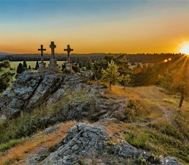 Zapadlé kouty Krušných hor a Slavkovského lesa (hlavní fotografie)