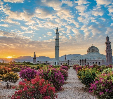 To nejlepší z Ománu s pobytem u moře