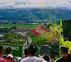 Vstupenky na Moto GP - Velká cena Rakouska 2021