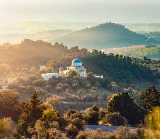 Turecké památky a řecké ostrůvky